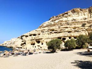 Kreta mit der Familie