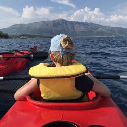 Familienurlaub Korcula Kroatien