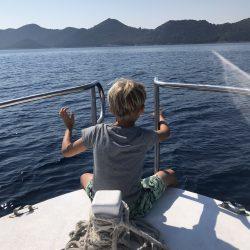 Familienurlaub auf der Insel Korcula