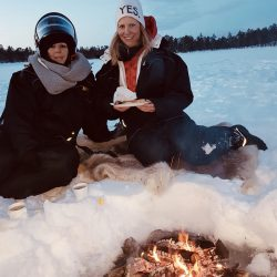 Reise Lappland
